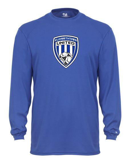 73e5acdd806 Dri Fit long sleeve t-shirt